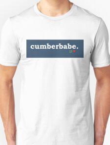 Tumblr-Themed Cumberbabe Tee T-Shirt
