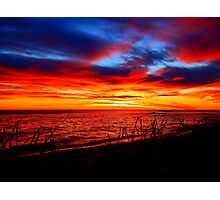 Red Sea at Dawn Photographic Print