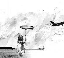 Airship by Fabio Romeo