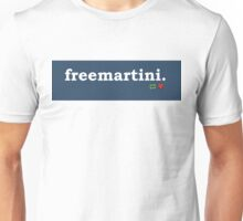Tumblr-Themed Freemartini Tee Unisex T-Shirt