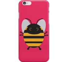 Cute Bee iPhone Case/Skin