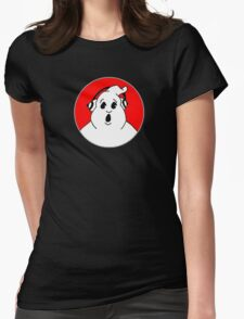 Ghostbusters Minute Podcast Womens Fitted T-Shirt