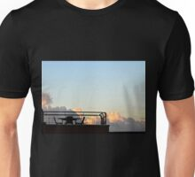 Cloudy Evening.....Lyme Regis Dorset UK Unisex T-Shirt
