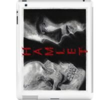 To be, or not to be... Hamlet Version II iPad Case/Skin