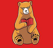 Reading Bear Unisex T-Shirt