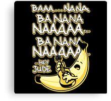 Banana Song Canvas Print