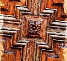 Wood door by pifate