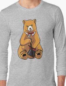 Magic Bear Long Sleeve T-Shirt