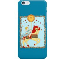 The Tarot Sun  iPhone Case/Skin