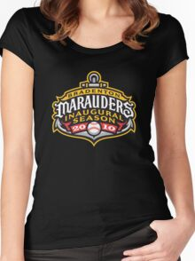 Bradenton Marauders Women's Fitted Scoop T-Shirt