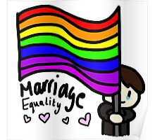 Marriage Equality Dan Poster