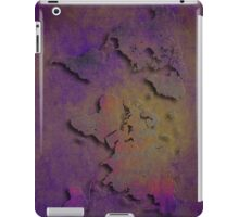 World map special 3 iPad Case/Skin