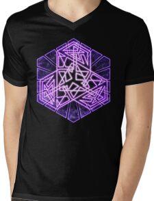 Infinitiae Mens V-Neck T-Shirt