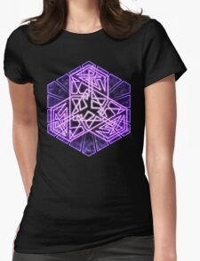 Infinitiae Womens Fitted T-Shirt