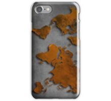World map special 6 iPhone Case/Skin