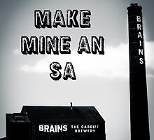 Brains SA Art by Jimardee