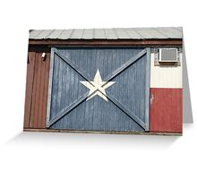 Lone Star Greeting Card