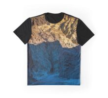 Golden Canyon Sunrise - Death Valley - California Graphic T-Shirt