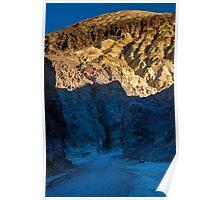 Golden Canyon Sunrise - Death Valley - California Poster