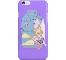 The  Queen of Swords iPhone Case/Skin