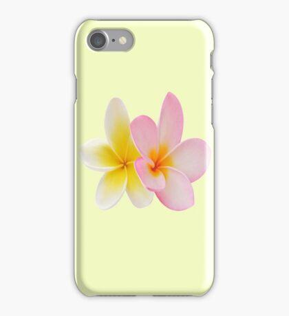 Hawaiian Flower Plumeria iPhone Case/Skin