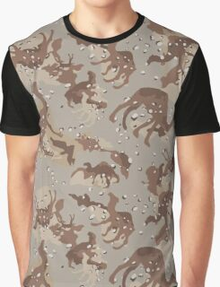 Camelflage Graphic T-Shirt