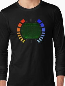N64 Goldeneye Q Watch Long Sleeve T-Shirt