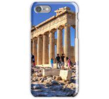 Athenian Temple iPhone Case/Skin