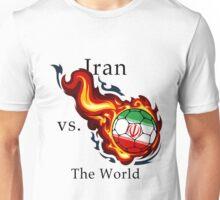 World Cup - Iran Versus the World Unisex T-Shirt
