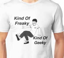 Kind of Freaky Unisex T-Shirt