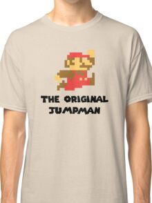 Mario - The Original Jumpman Classic T-Shirt