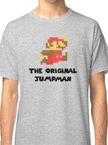 Mario - The Original Jumpman Classic T-Shirt