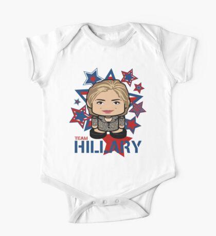 Team Hillary Politico'bot Toy Robot One Piece - Short Sleeve