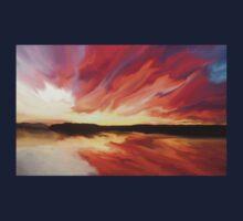Sunset art One Piece - Long Sleeve