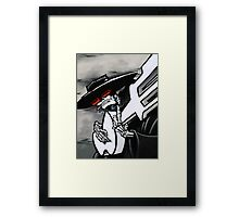 Judgment Day Framed Print