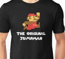 Super Mario - The Original Jumpman Unisex T-Shirt