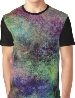 Fairy Tales Abstraction Painting Graphic T-Shirt