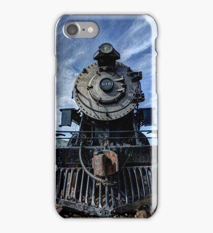 Heber Creeper Locomotive - Utah iPhone Case/Skin
