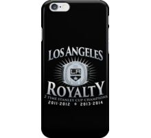 Los Angeles Royalty iPhone Case/Skin