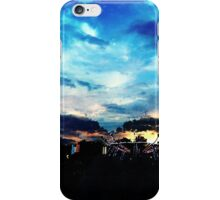 A Fair Chance of Clouds iPhone Case/Skin