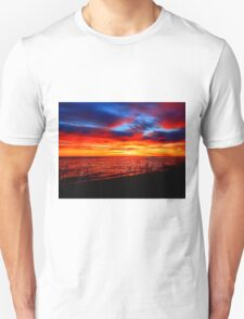 Red Sea at Dawn Unisex T-Shirt