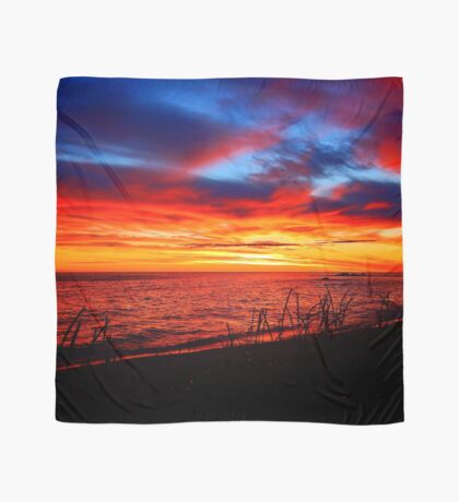 Red Sea at Dawn Scarf