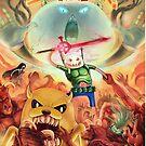 Doom Time by ramox90