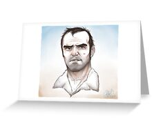 Trevor Philips Greeting Card