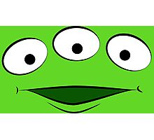 Toy Story Alien - Smile Photographic Print