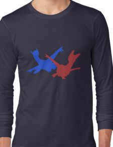 Latias & Latios Long Sleeve T-Shirt