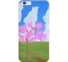 Blossom woods iPhone Case/Skin