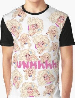 Trixie and Katya-UNHhh Graphic T-Shirt
