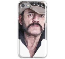 Poly Portrait Lemmy iPhone Case/Skin