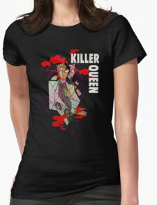 KILLERQUEEN(REPRISE).MP3 Womens Fitted T-Shirt